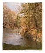 Stony Brook Fleece Blanket