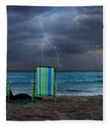 Storm Chairs Fleece Blanket