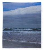 Storm Cloud Fleece Blanket
