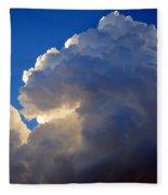 Storm Clouds 3 Fleece Blanket