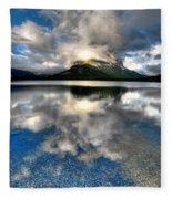 Storm Mountain Fleece Blanket