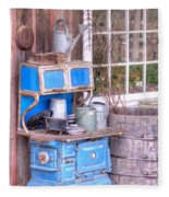 Stove  Appliance Cooker  Kitchen  Antique Fleece Blanket