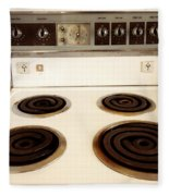 Stove Top Fleece Blanket