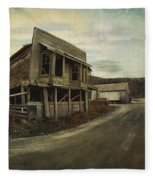 Straits Auction House Fleece Blanket