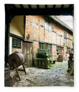 Stratford Back Alley Fleece Blanket