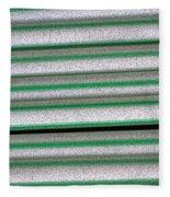Straw Green Fleece Blanket