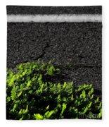 Street Growth Fleece Blanket
