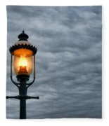 Streetlight Fleece Blanket