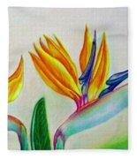 Strelitzia - Together Fleece Blanket