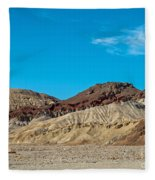 Striped Mountain Fleece Blanket