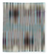 Stripes Fleece Blanket