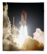 Sts-72, Space Shuttle Endeavor Launch Fleece Blanket