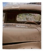 Studebaker Fleece Blanket