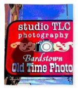 Studio Tlc In Bardstown Kentucky Fleece Blanket