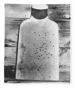 Submachine Gun, 1920 Fleece Blanket