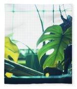 Suburban Safari 4 Western Terrace Fleece Blanket
