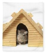 Successful Mouse Fleece Blanket