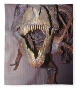 Sue The Tyrannosaurus Rex Fleece Blanket