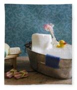 Sugar Scrub Fleece Blanket
