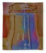 Sugar Shaker 1 Fleece Blanket
