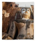 Sukhothai Fleece Blanket