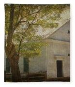 Sulphur Springs Methodist Church Fleece Blanket
