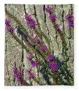 Summer Bloom 2 Fleece Blanket