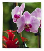 Summer Breeze Fleece Blanket