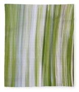 Summer Day Abstract Fleece Blanket