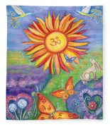 Summer Fleece Blanket