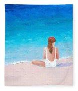 Summer Dreams Fleece Blanket