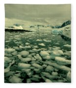Summer Ice Fleece Blanket