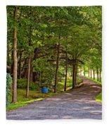 Summer Lane Fleece Blanket