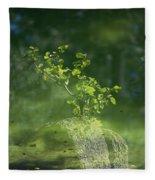 Summer Reflections Fleece Blanket