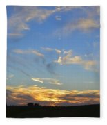 Summer Sets Panorama Fleece Blanket