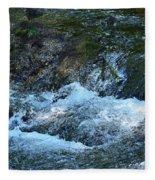 Summer Waters Fleece Blanket