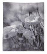 summer whipsers IIII Fleece Blanket