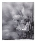 Summer Whispers Iv Fleece Blanket