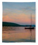 Summers Calm End Fleece Blanket
