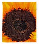 Sun Delight Fleece Blanket