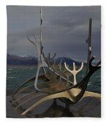 Sun Voyager Reykjavik Fleece Blanket