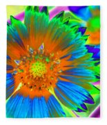 Sunburst - Photopower 2241 Fleece Blanket