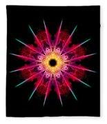 Sunburst Fleece Blanket