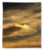 Sundog Fleece Blanket