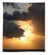 Sundown Supreme Fleece Blanket