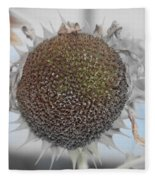 Sunflower Core Fleece Blanket