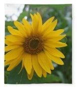 Sunflower Directly... Fleece Blanket