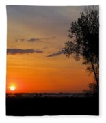 Sunlight Fleece Blanket