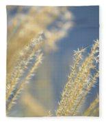 Sunlit Adagio Fleece Blanket