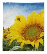 Sunny Morning Fleece Blanket